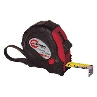 Рулетка INTERTOOL МТ-0605 5 м 19 мм